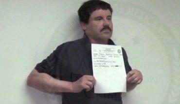 El Chapo busca anular el juicio que lo condenó a cadena perpetua en EU