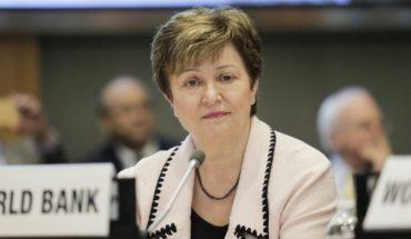 """El FMI reafirmó su """"plena confianza"""" en Kristalina Georgieva, quién continuará en su cargo"""
