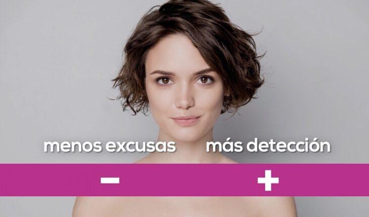 """En el mes del cáncer de mama: """"Aunque cueste, Primero Nosotras"""""""