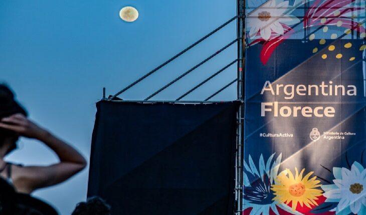 "Este fin de semana se llevará a cabo un nuevo evento de ""Argentina Florece"""