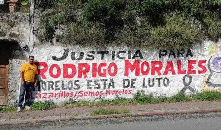 Familia de activista Rodrigo Morales exige justicia a un mes del asesinato