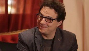 Fernán Mirás recibió el alta médica tras sufrir un aneurisma cerebral