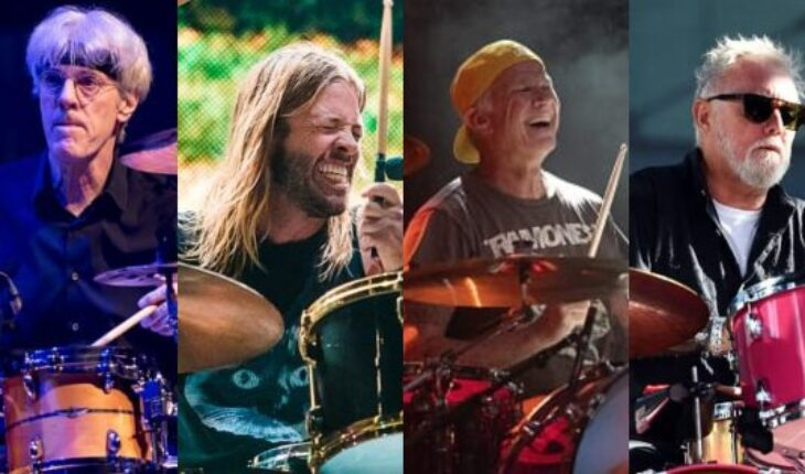 Foo Fighters, Iron Maiden y más en Count Me In — Rock&Pop