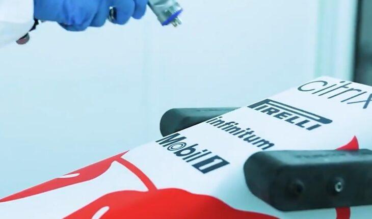 Formula 1: Red Bull lucirá autos blancos en Turquía en homenaje a Honda