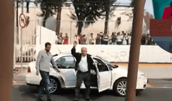 García Vilchis defends AMLO for alleged jetta's assembly