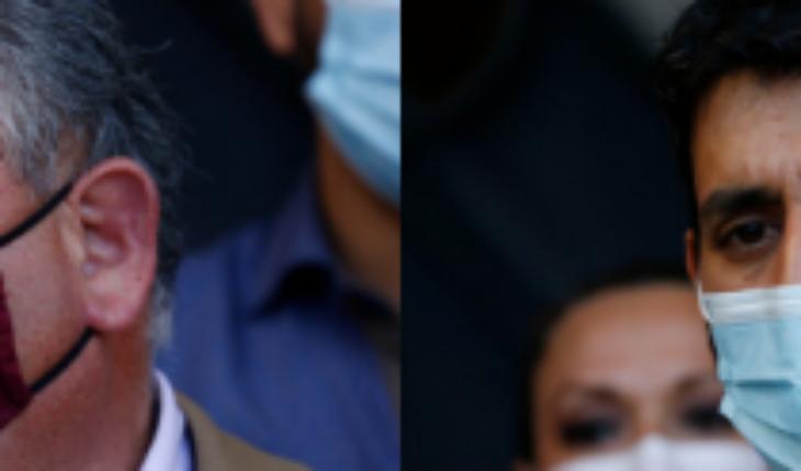 Gobernador Mundaca y diputado Brito anuncian indicación para reducir a $1000 el presupuesto 2022 de delegados presidenciales