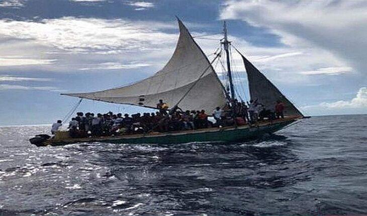 Guardia Costera de Estados Unidos rescató a 400 inmigrantes haitianos que viajaban en barcos sobrecargados