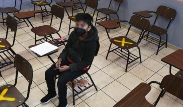 Guerrero volverá a clases presenciales tras entrada de semáforo verde