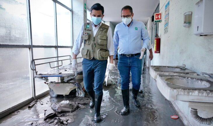 IMSS da becas y apoyo médico a familiares de fallecidos en Hospital de Tula