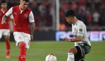 Independiente y Sarmiento de Junín igualaron en Avellaneda