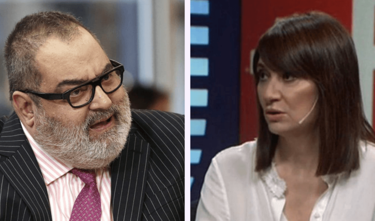 Jorge Lanata went out to cross the sayings of María Laura Santillán