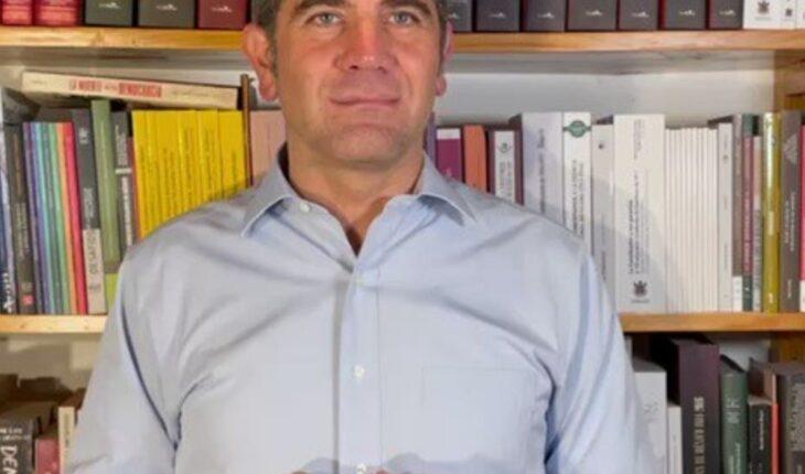 Lorenzo Córdova respalda el actual sistema nacional de Elecciones