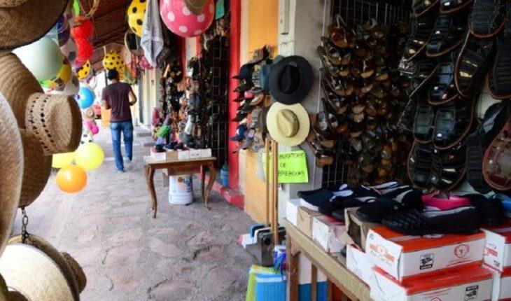 Los Viernes de Plaza reactivan economía de Mocorito, Sinaloa