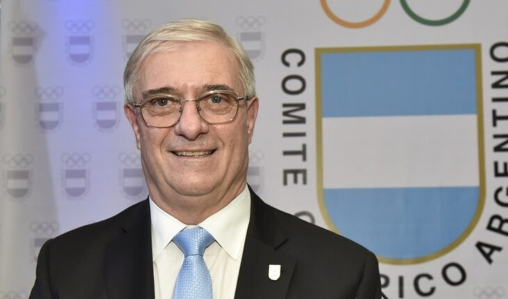 Mario Moccia es el nuevo presidente del Comité Olímpico Argentino