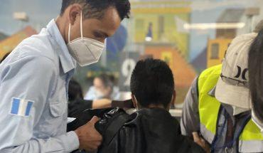 México deporta a Guatemala a menor no acompañado con discapacidad
