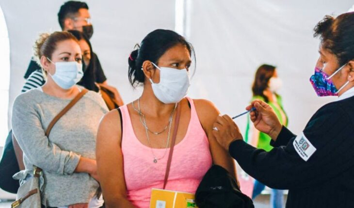 Mexico has 2,980 cases of COVID; 46 million have been vaccinated