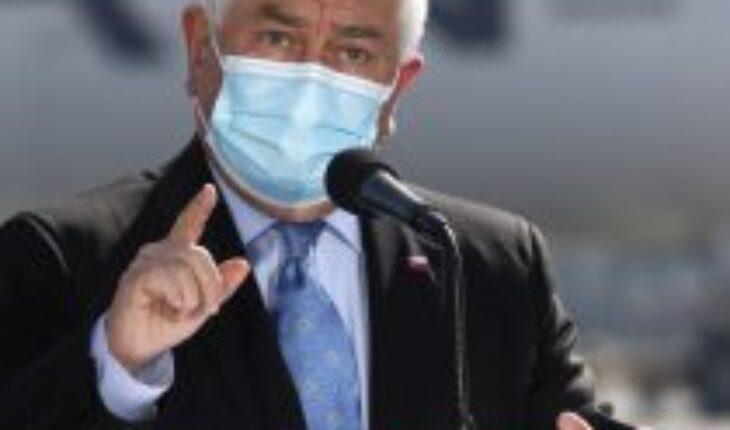 Ministro Paris rechazó acusaciones de «desmantelamiento» de la red hospitalaria