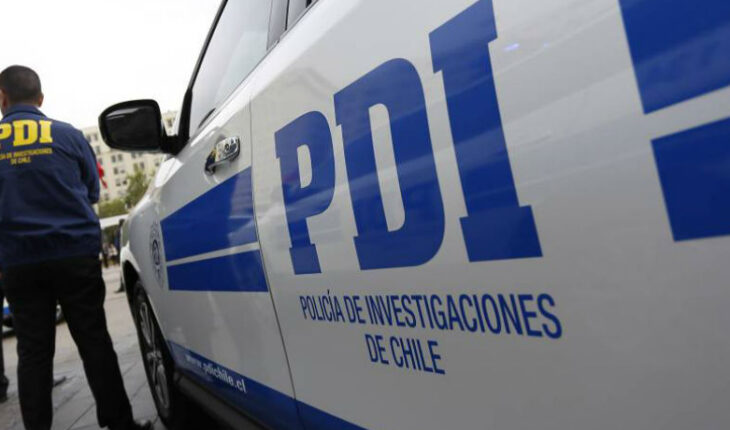 PDI official arrested who killed a man with whom he shared at a party in San José de Maipo