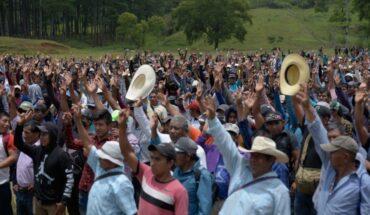 Pantelhó rechaza a nuevo alcalde, pueblo quiere desaparición de poderes