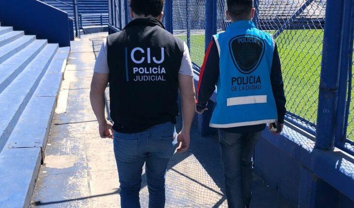 """Rapisarda, sobre el aforo en Vélez: """"Era de 16.300 y no se alcanzó"""""""