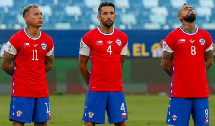 Revisa la programación de la triple fecha FIFA: Chile jugará con Perú, Paraguay y Venezuela