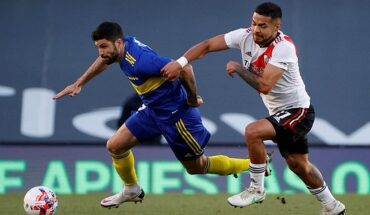 River con Paulo Díaz en cancha se impuso a Boca en el superclásico y es líder