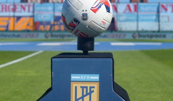 Se definieron los árbitros para la Fecha 15 de la Liga Profesional