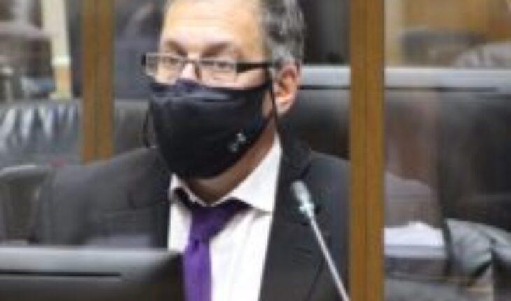 "Senator Lagos Weber: ""The postponement of the Valparaiso-Santiago train has been one of total negligence"""