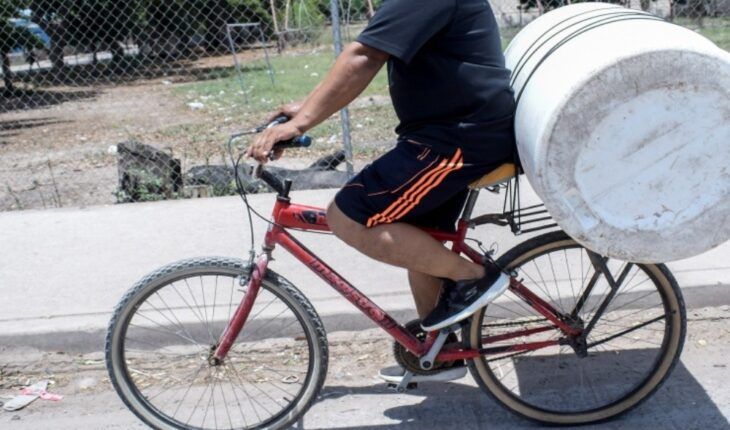 Sigue el problema de suministro del agua en Navolato