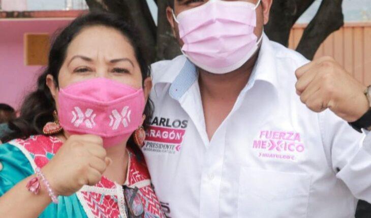 Tribunal Electoral de Oaxaca amonesta a Fuerza por México