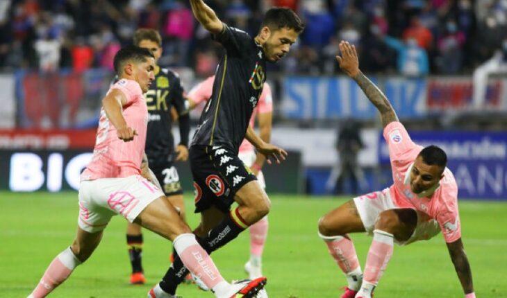 Universidad Católica venció 2-0 a Unión Española en San Carlos y presiona a Colo Colo