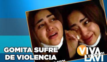 Gomita fue golpeada por su papá | Vivalavi