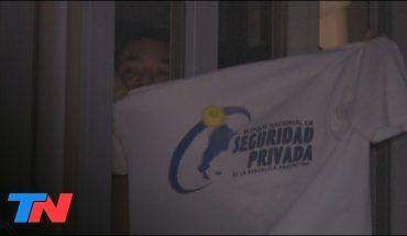 INTERNA GREMIAL A LOS TIROS | Tensión con dos facciones del Sindicato de Seguridad: hubo 20 disparos