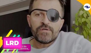 La Red: Julio César Herrera sufrió por el estrés una parálisis - Caracol TV