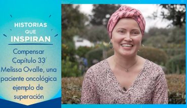 Melissa Ovalle, una paciente oncológica que motiva cada día con su gran ejemplo de superación