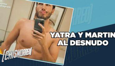 Se desnudan en redes sociales   El Chismorreo