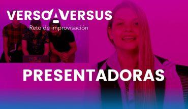 Verso a Versus - Capítulo 1: Presentadoras teleprónter   Caracol Televisión