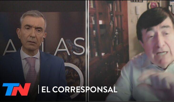 """""""EL GOBIERNO NO TIENE UNA ESTRATEGIA""""   JAIME DURÁN BARBA EN EL CORRESPONSAL"""