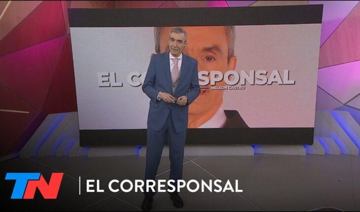 """""""QUE DIOS NOS AYUDE""""   EL EDITORIAL DE NELSON CASTRO EN EL CORRESPONSAL"""