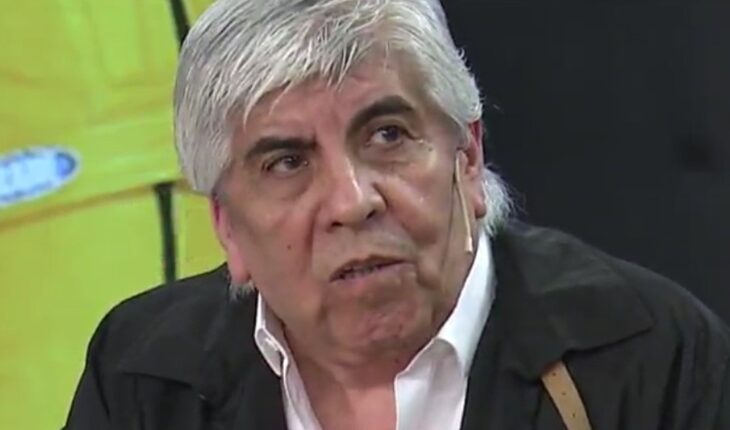 Hugo Moyano explained why he did not vote in the PASO