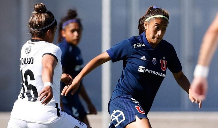 Semifinal and superclassic: Universidad de Chile and Colo Colo will face each other towards the final of the 2021 Women's Championship