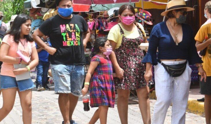 Sinaloa receives 18.8 million visitors this 2021